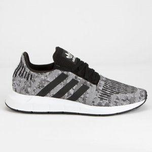 ADIDAS Swift Run Future White & Core Black Shoes